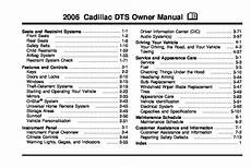 online car repair manuals free 2006 cadillac dts parking system 2006 cadillac dts owners manual just give me the damn manual