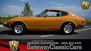 1971 Datsun 240Z Now Featured In Our Denver Showroom 64