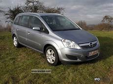 2009 Opel Zafira 1 8 Easytronic Edition Car Photo And Specs