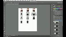 photoshop cs6 importing an adobe bridge contact sheet