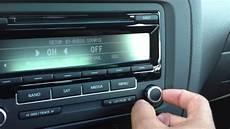 vw golf vi via bluetooth mit handy verbinden auto audio