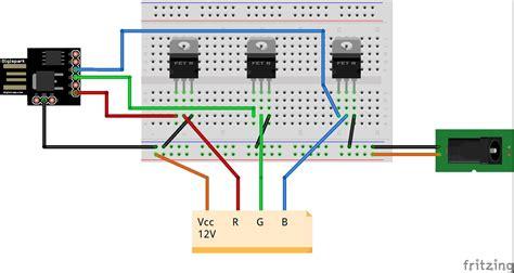 Mosfet Led Strip Arduino