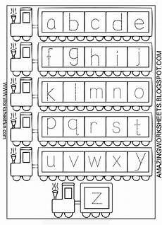 letters a z worksheets for kindergarten 24665 pin by hiromi papesch on activity