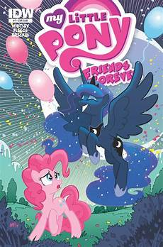 my pony friends forever 7 idw publishing