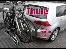 thule euroride 940 anh 228 ngerkupplung fahrradtr 228 ger montage