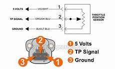 part 1 how to test the throttle position sensor 1997 1999 v8 dakota durango