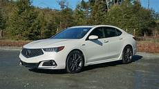 2018 acura tlx a spec review ratings specs photos price and more roadshow