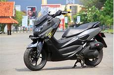 Nmax Modifikasi by Harga Spesifikasi Dan Modifikasi New Yamaha Nmax 155cc