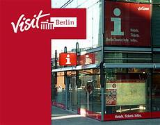 Berlin Tourist Info Im Europa Center Touristeninformation