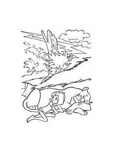 Malvorlagen Arielle Font Coloriage Mowgli Et Bagheera Font La Sieste