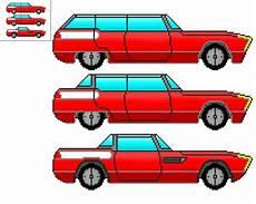 8 Bit Car