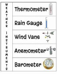 weather instruments worksheets 14579 weather instruments interactive notebook page by squillante