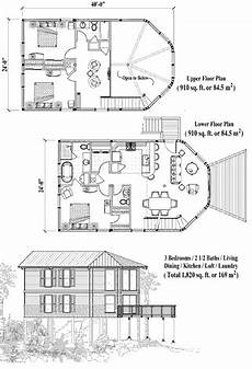 piling house plans two story piling house plan pgte 0101 1820 sq ft 3