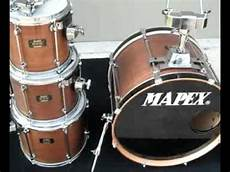 Mapex Mars Pro Series Drum Test