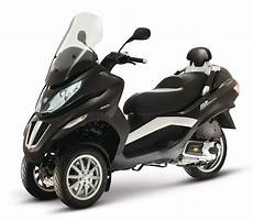 Piaggio Mp3 Hybrid Scooter Imported For R D Purpose