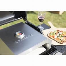 four 224 pizza buschbeck pour barbecue