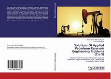 applied petroleum reservoir engineering solution manual 2000 toyota echo windshield wipe control solutions of applied petroleum reservoir engineering problems craft 978 3 659 42897 5