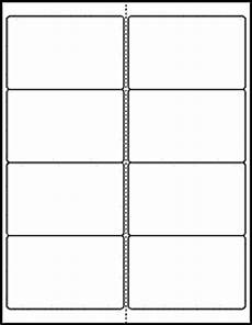 note card template 2 per page 4 quot x 2 5 quot shipping labels mailing labels ol600