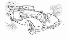 Auto Malvorlagen Mercedes Malvorlagen Mercedes 540k