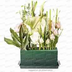 mousse pour composition florale brique de mousse florale plantes fleurs et mousses
