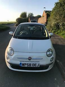 fiat 500 lounge grey and 2009 in portslade east