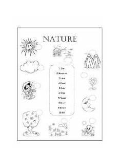 nature elements worksheets 15116 nature esl worksheet by amygm