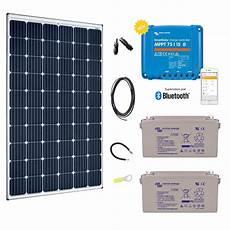 kit solaire autonome 24v 300w