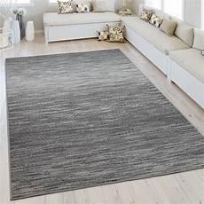 teppich kurzflor grau moderner kurzflorteppich einfarbig grau teppich de