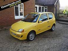 Fiat Seicento Sporting - shed of the week fiat seicento sporting pistonheads