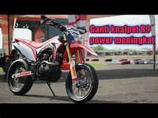 Crf150l Modif Supermoto by Modifikasi Crf150l Supermoto Power Meningkat