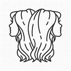 astrological sign culture gemini icon