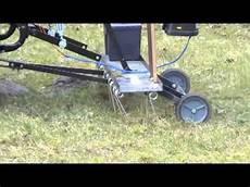 Rasenlüfter Selber Bauen - striegeln beim stdk rasen agrarservice
