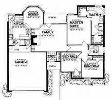 1300 square foot house plans ranch style house plan 3 beds 2 baths 1300 sq ft plan