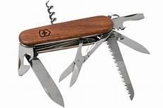 schweizer taschenmesser holz victorinox huntsman schweizer taschenmesser holz 1 3711