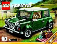 Mini Cooper Lego - lego mini cooper 10242 advanced models