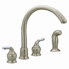 moen kitchen faucet replacement parts faucet 7786 in chrome by moen