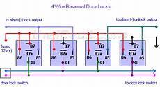 Wire Diagram Power Door Lock by Car Security And Convenience Power Door Locks