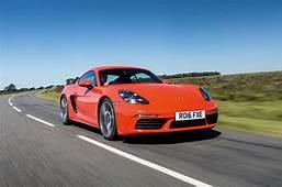 Porsche 718 Cayman Interior  Autocar