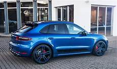 Techart Porsche Macan Looks Great In Blue