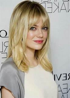 image result for medium haircuts with bangs for fine hair hair haircuts for medium length
