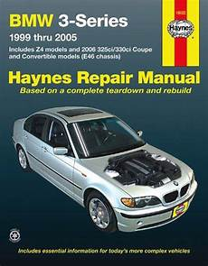 car repair manuals online free 2005 bmw 525 electronic toll collection bmw 3 series and z4 haynes repair manual 1999 2005 hay18022