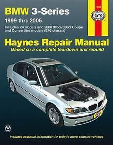 car repair manuals online free 2005 bmw 545 electronic valve timing bmw 3 series and z4 haynes repair manual 1999 2005 hay18022