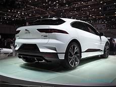 Undercutting Tesla The Jaguar I Pace Takes The Ev War