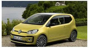 VW Launches Facelifted Up City Car Including Sporty 89HP