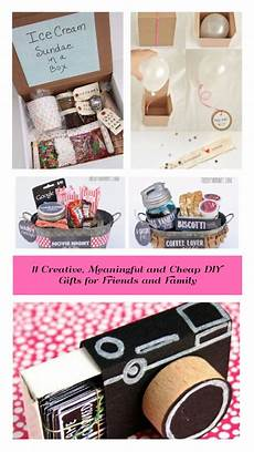 11 creative meaningful and cheap diy gifts for friends