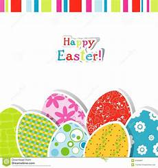 easter card design templates template easter greeting card royalty free stock