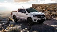 2019 Ford Ranger Goes With New Appearance Package