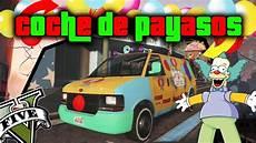 gta v como conseguir coche de payasos clown
