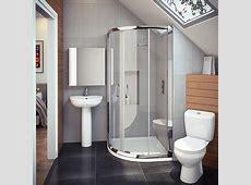 Cove En Suite Bathroom Suite w/ Quadrant Enclosure