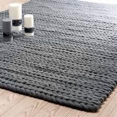 Teppich Grau 140x200 - vloerkleed 140 200 249 antraciet ook beschikbaar in